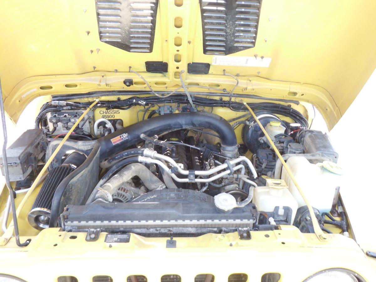 2000 Jeep Wrangler Sport 4×4