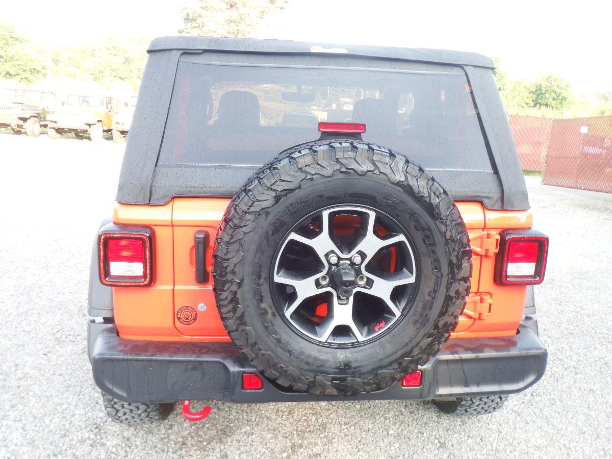 2018 Jeep Wrangler Rubicon JL 2 Door 4×4 INSPECTED READY TO GO!