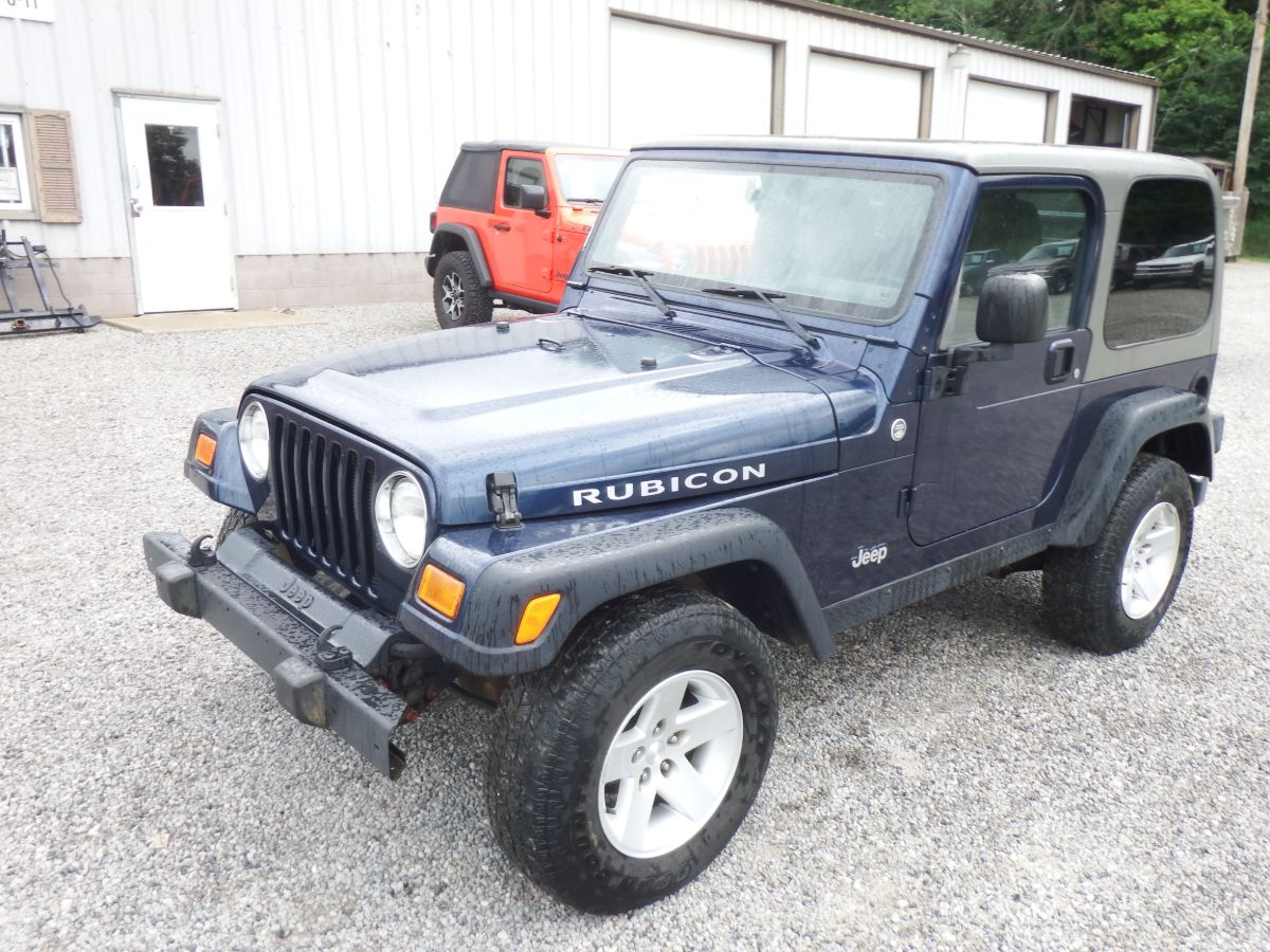 rubicon tj blue