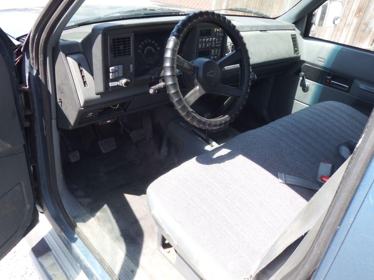 1990 Chevy Cheyenne 1500 4×4