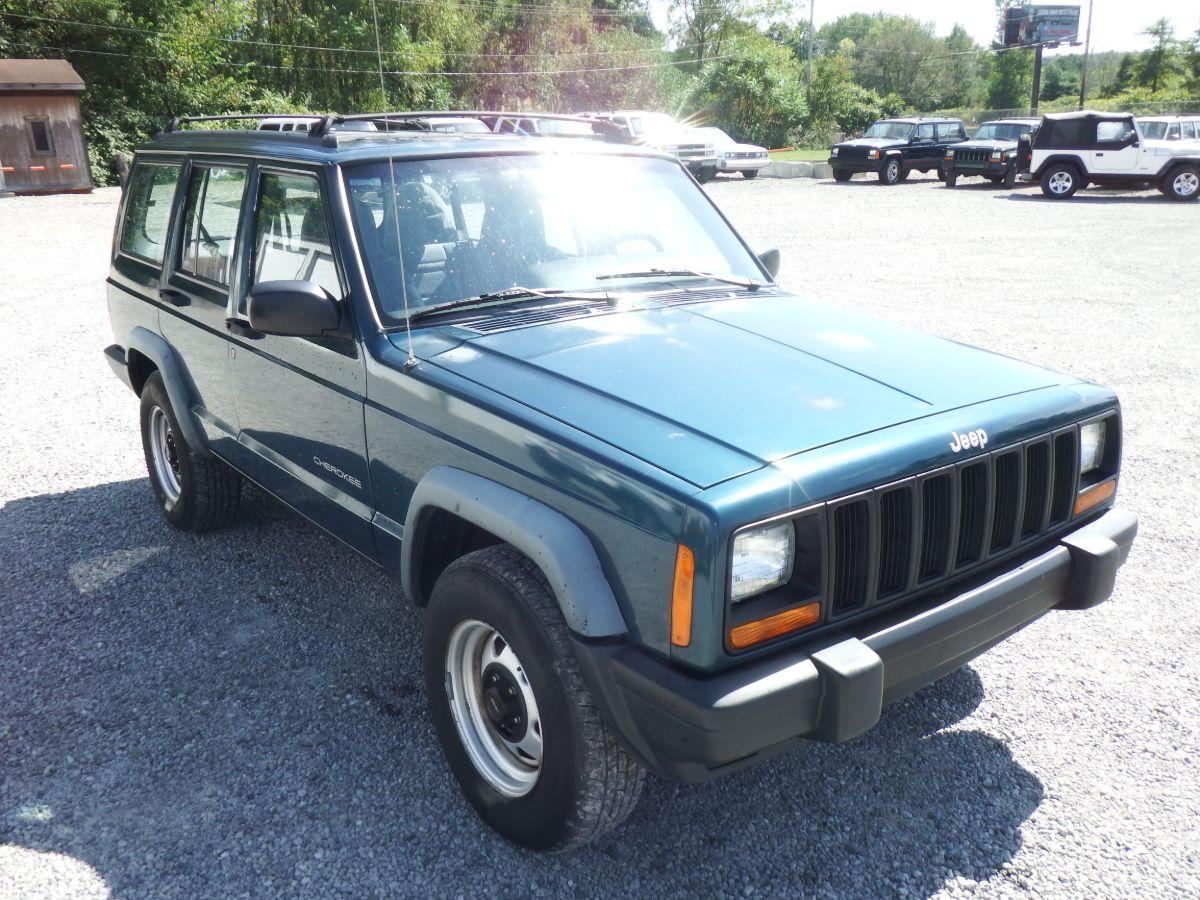 1997 Jeep Cherokee 4×4