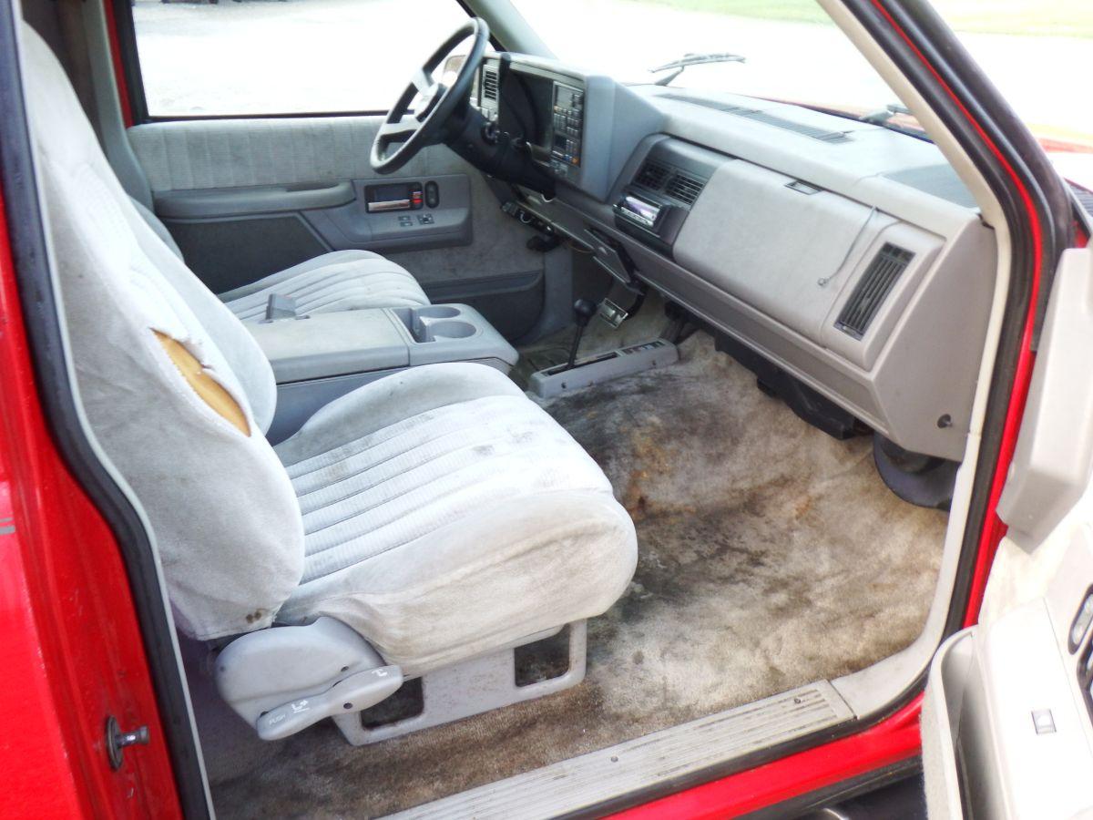 1993 Chevy Blazer 4×4