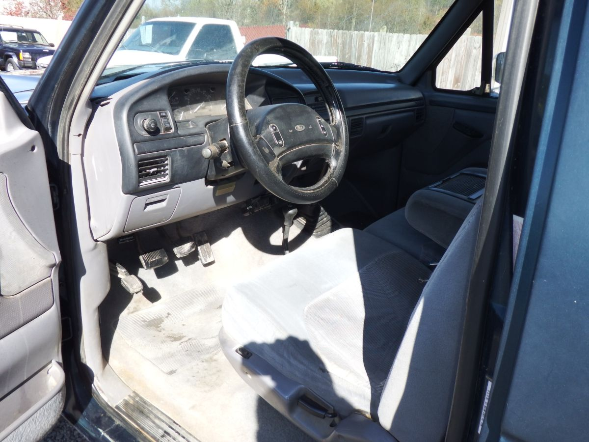 1997 Ford F-250 4×4