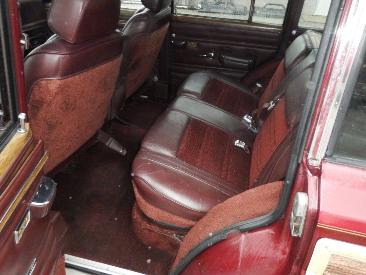 1991 Jeep Grand Wagoneer 4×4