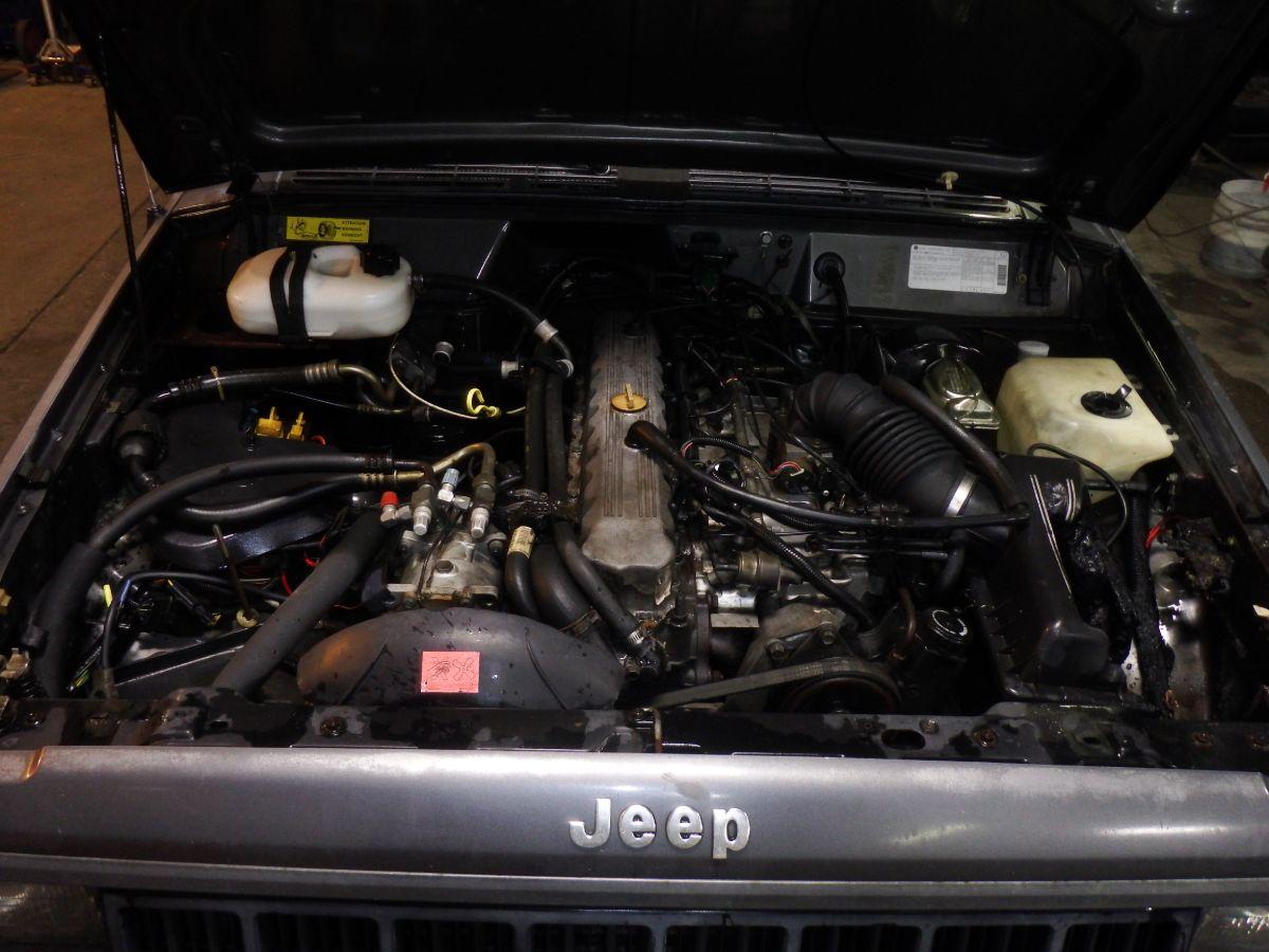 1989 Jeep Comanche 4×2