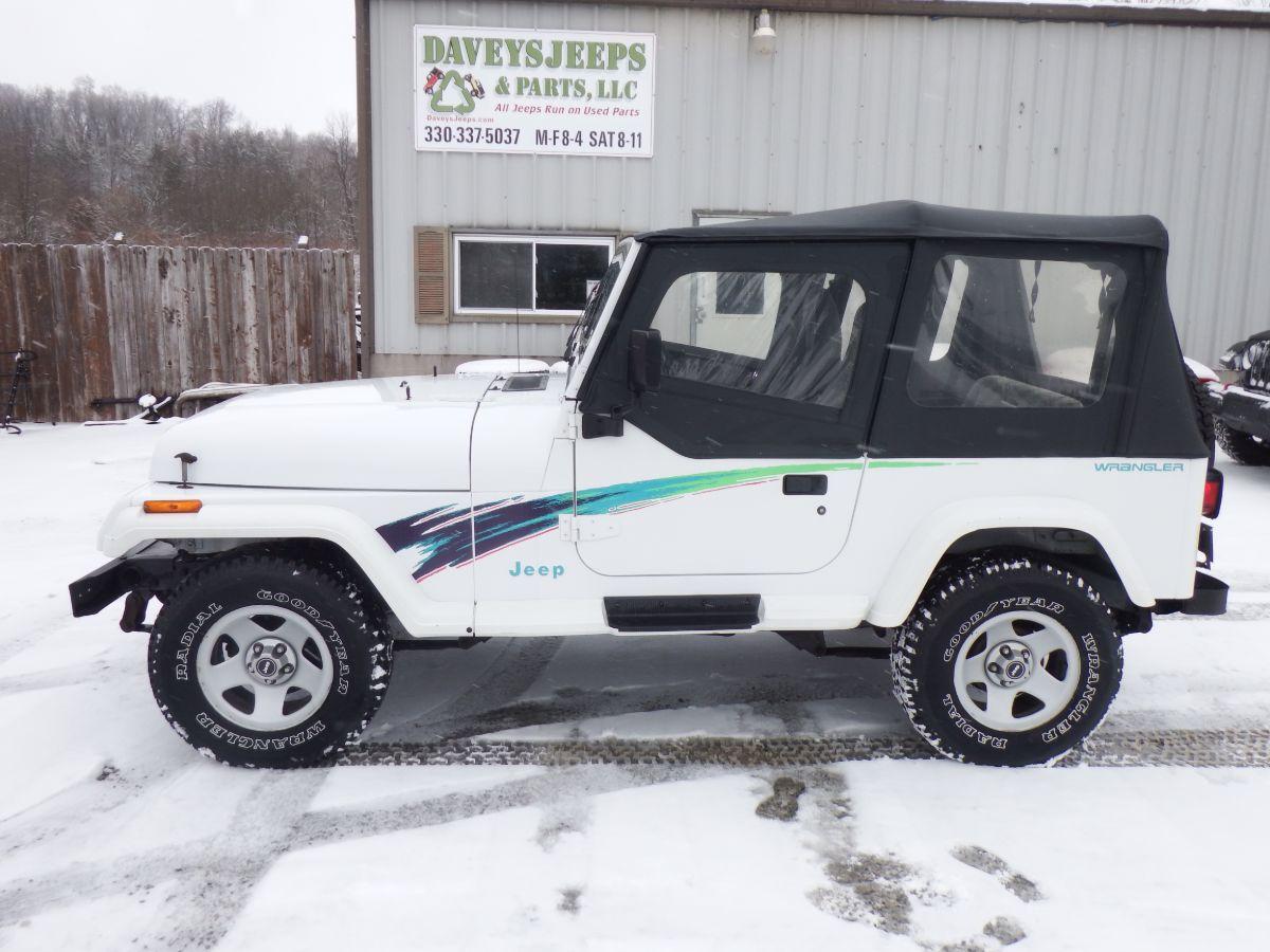 1994 Jeep Wrangler Sport Edition 4×4