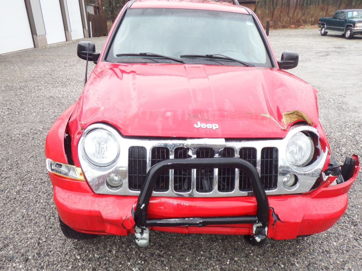 2005 Jeep Liberty Limited CRD Diesel 4×4