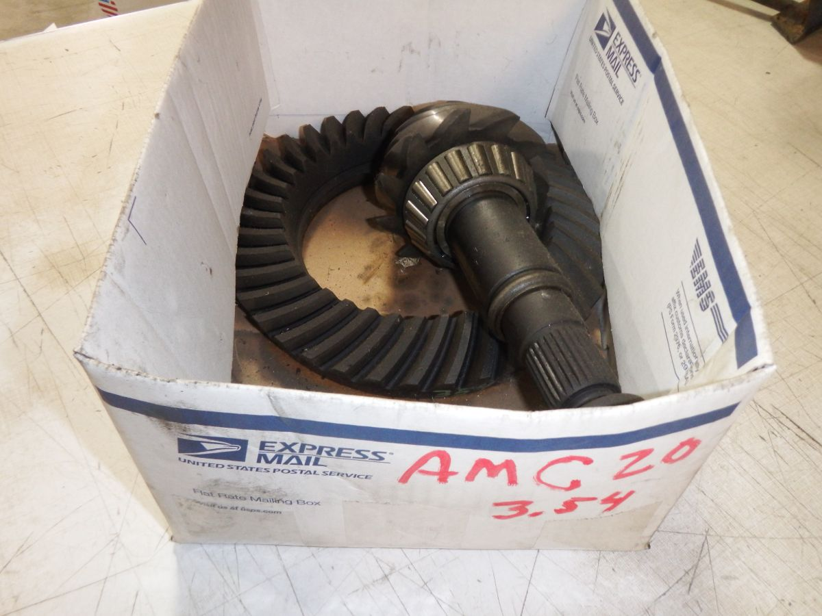 AMC 20 3.54 Ring Pinion Gears Image