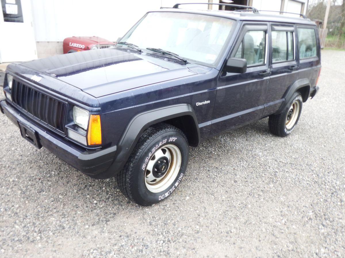 1996 Jeep Cherokee 4×4