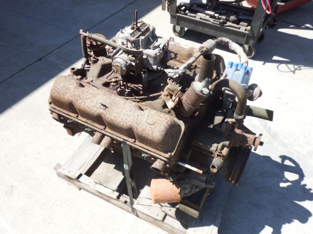 79 CJ AMC 304 V8 Engine Stuck From Sitting Image