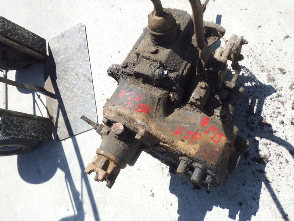 79 CJ T-150 3 Spd Transmission with Dana 20 Transfer Case Unknown Condition Image