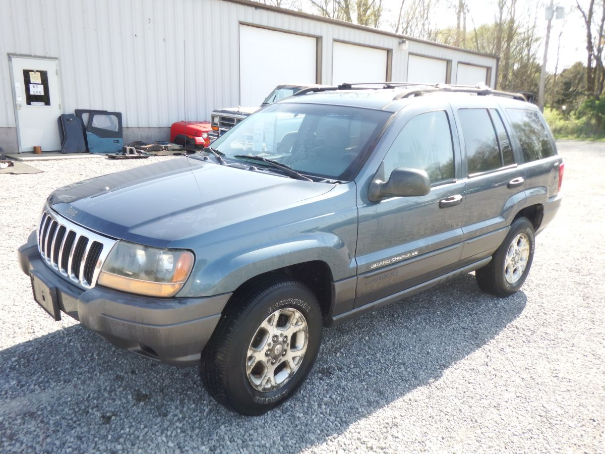 2001 Jeep Grand Cherokee Laredo 4×4