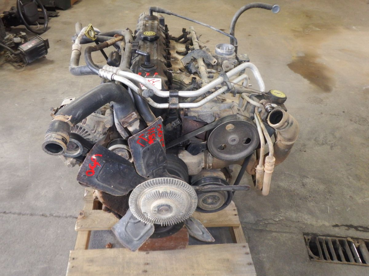 2000 Jeep Wrangler 4.0 Engine 115k Miles Image