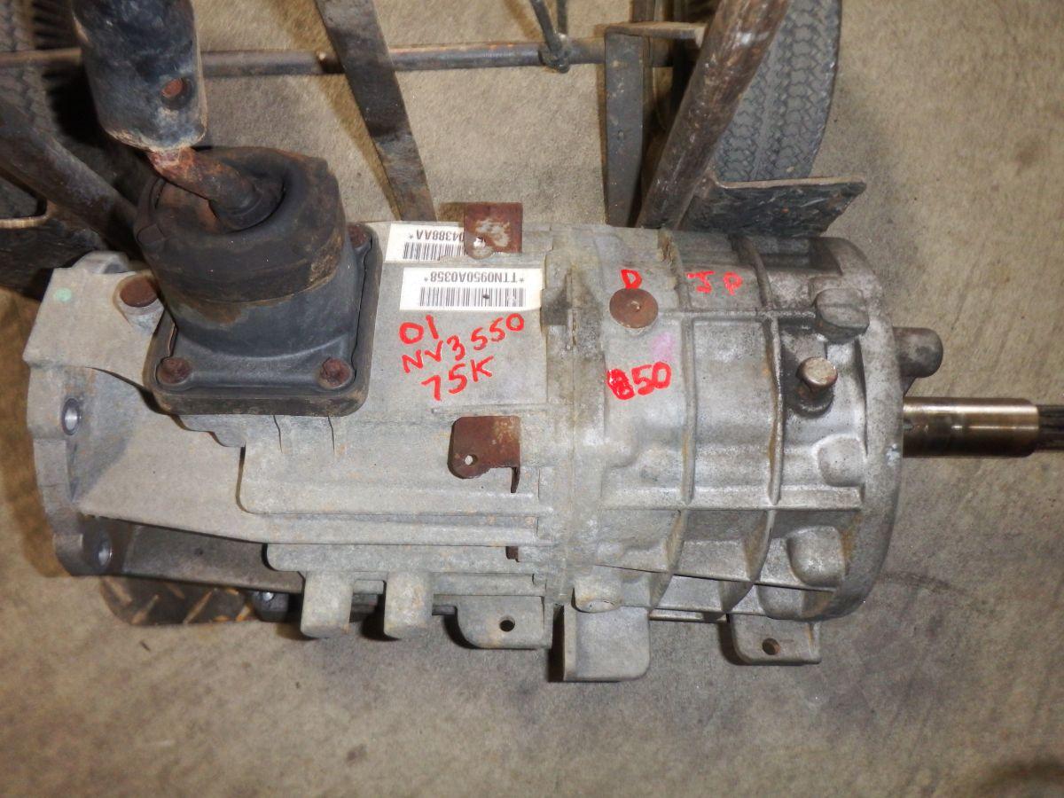 Jeep Wrangler TJ Transmission NV3550 75k Miles Image