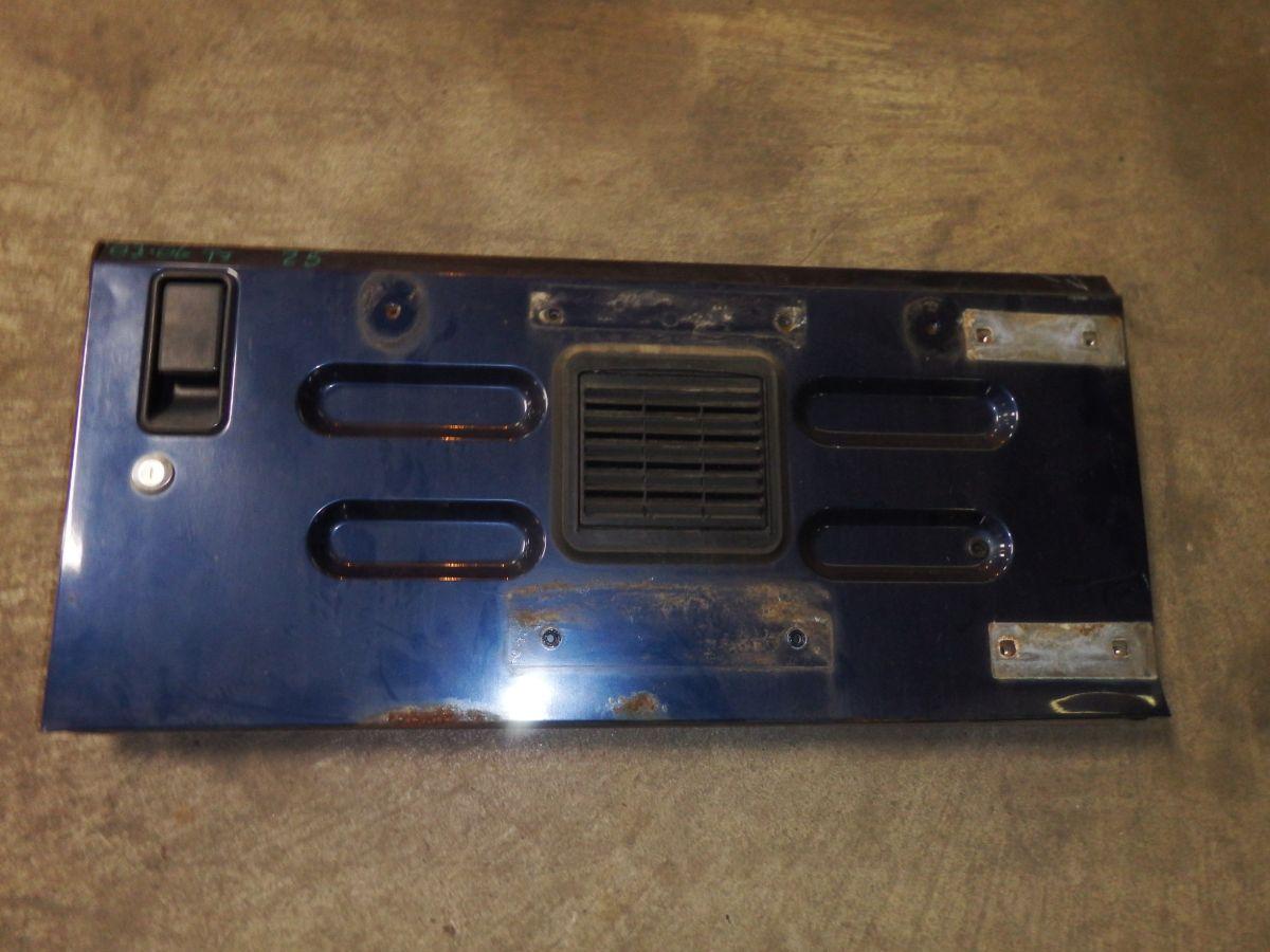 03-06 TJ Patriot Blue Tailgate PBT Image