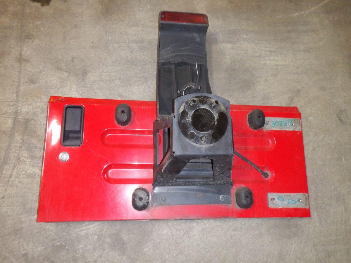 03-06 TJ LJ Red PR4 Tailgate Some Damage Image
