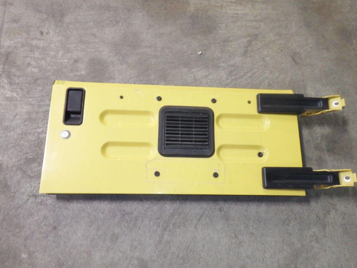 03-06 TJ Tailgate Rust Free Solar Yellow PYH Image