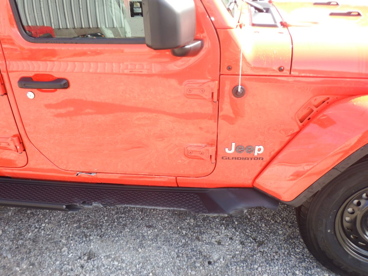 2020 Jeep Gladiator Overland 4×4