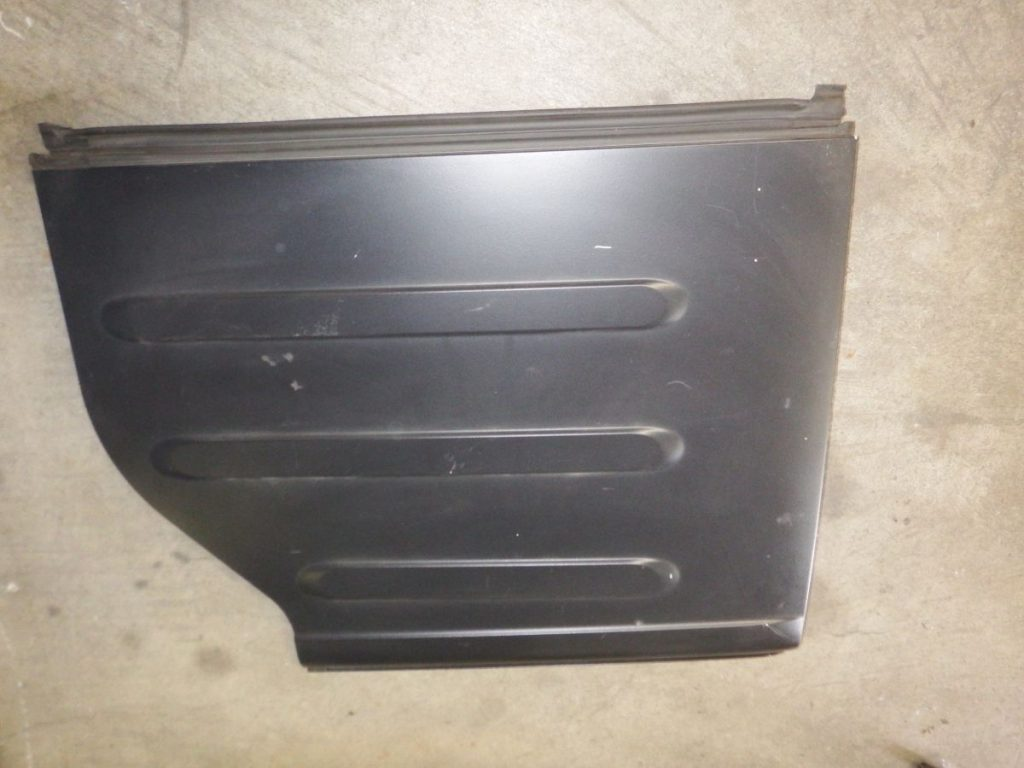 Jeep Wrangler 07-Up JK Passenger Right Front Hardtop Freedom Panel Image
