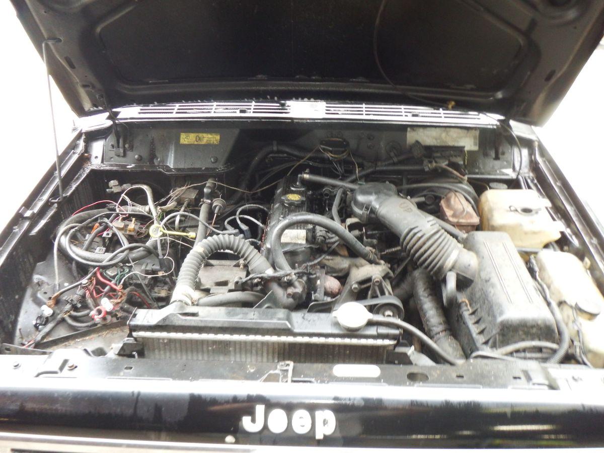 1987 Jeep Comanche 4×2 Short Bed