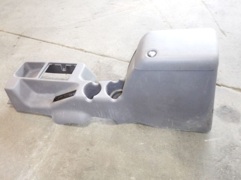 97-Up Jeep Wrangler TJ Light Gray Console 125 Image
