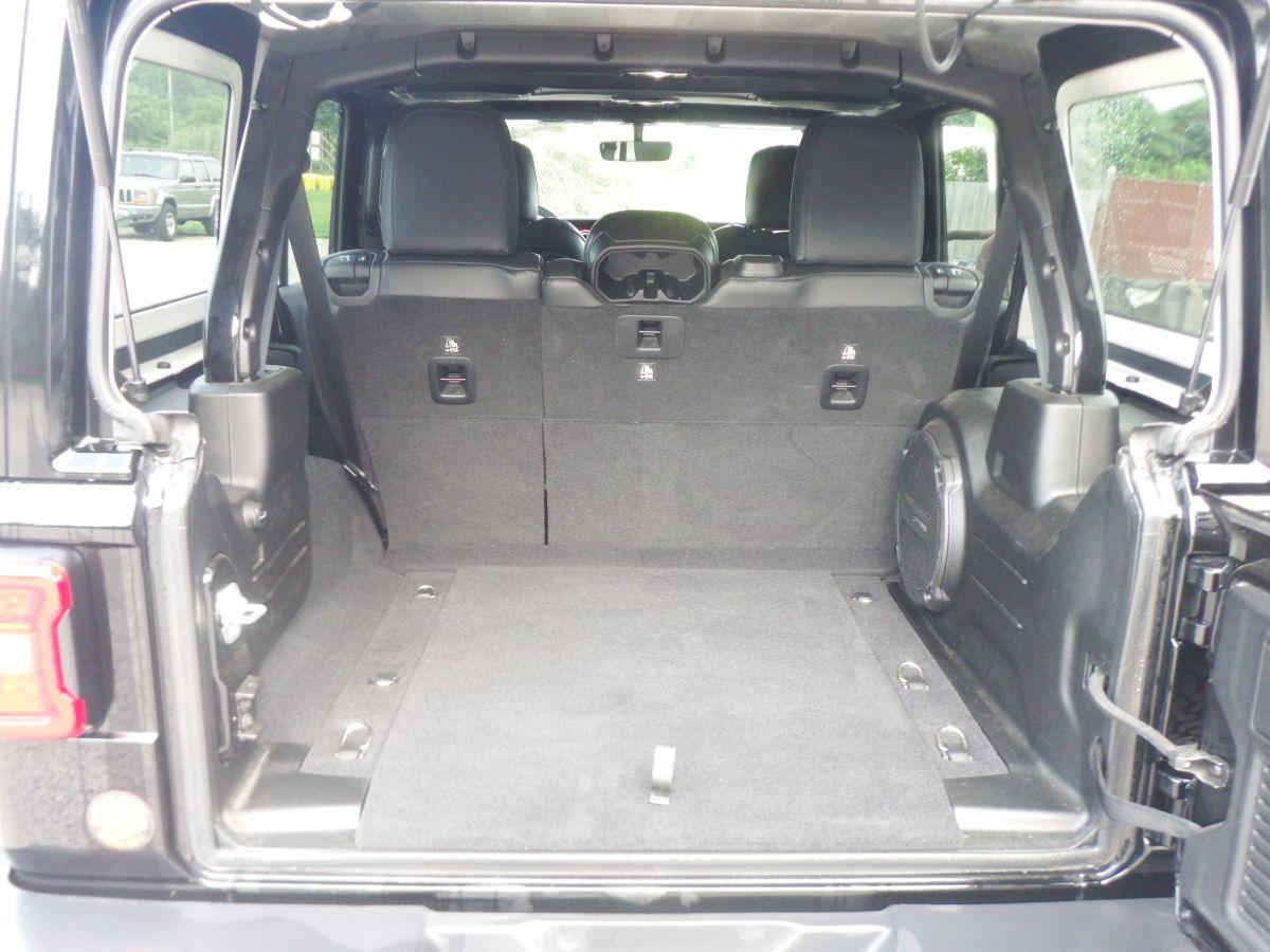 2018 Jeep Wrangler Unlimited Rubicon JL 4×4