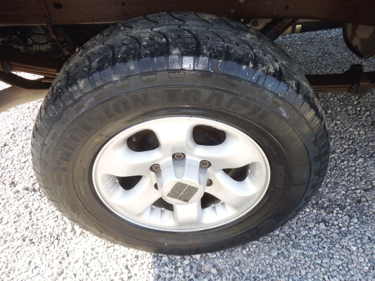 1996 Chevy K1500 Extended Cab Short Bed 4×4