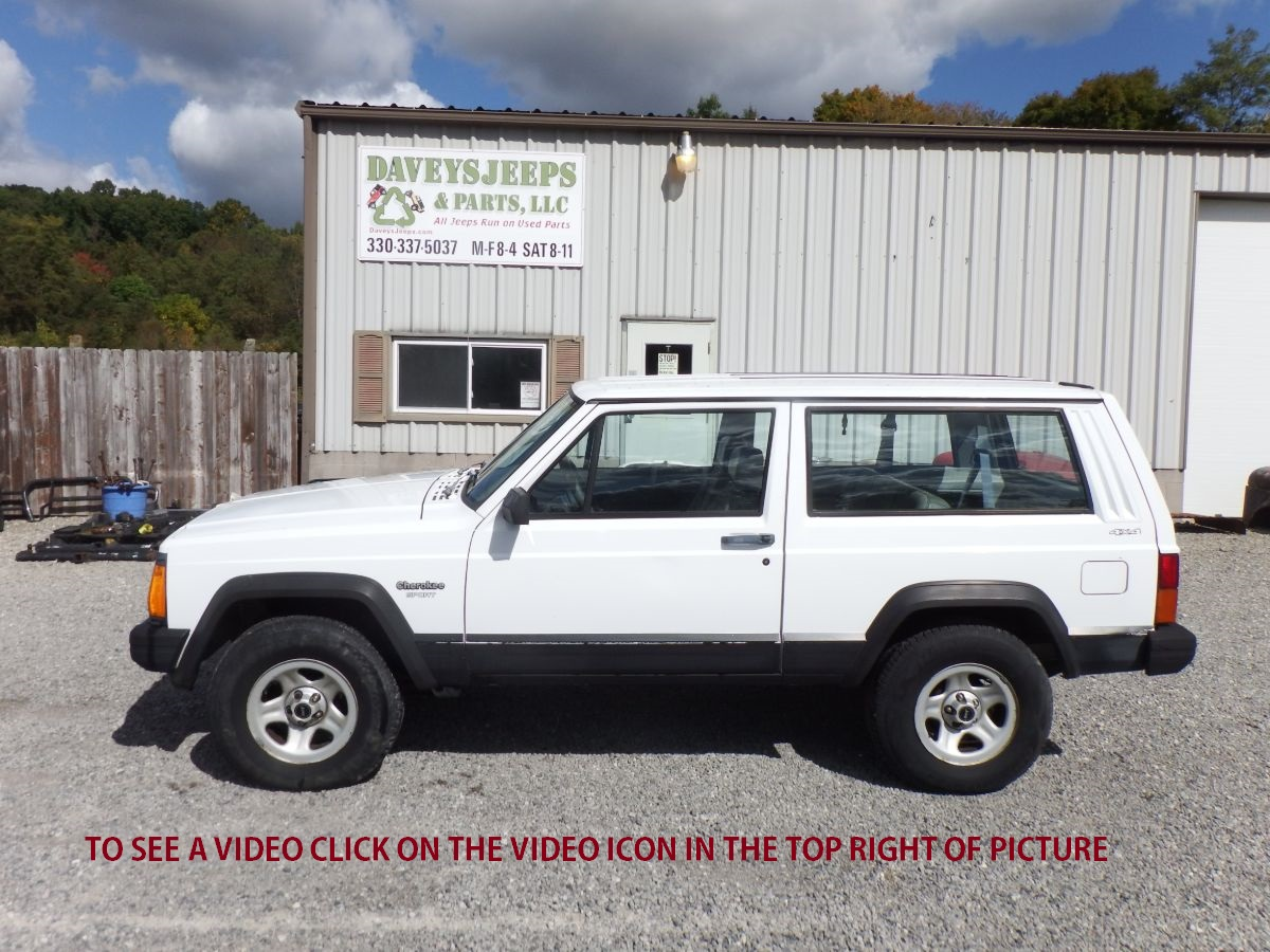 1993 Jeep Cherokee 2 Door 4×4