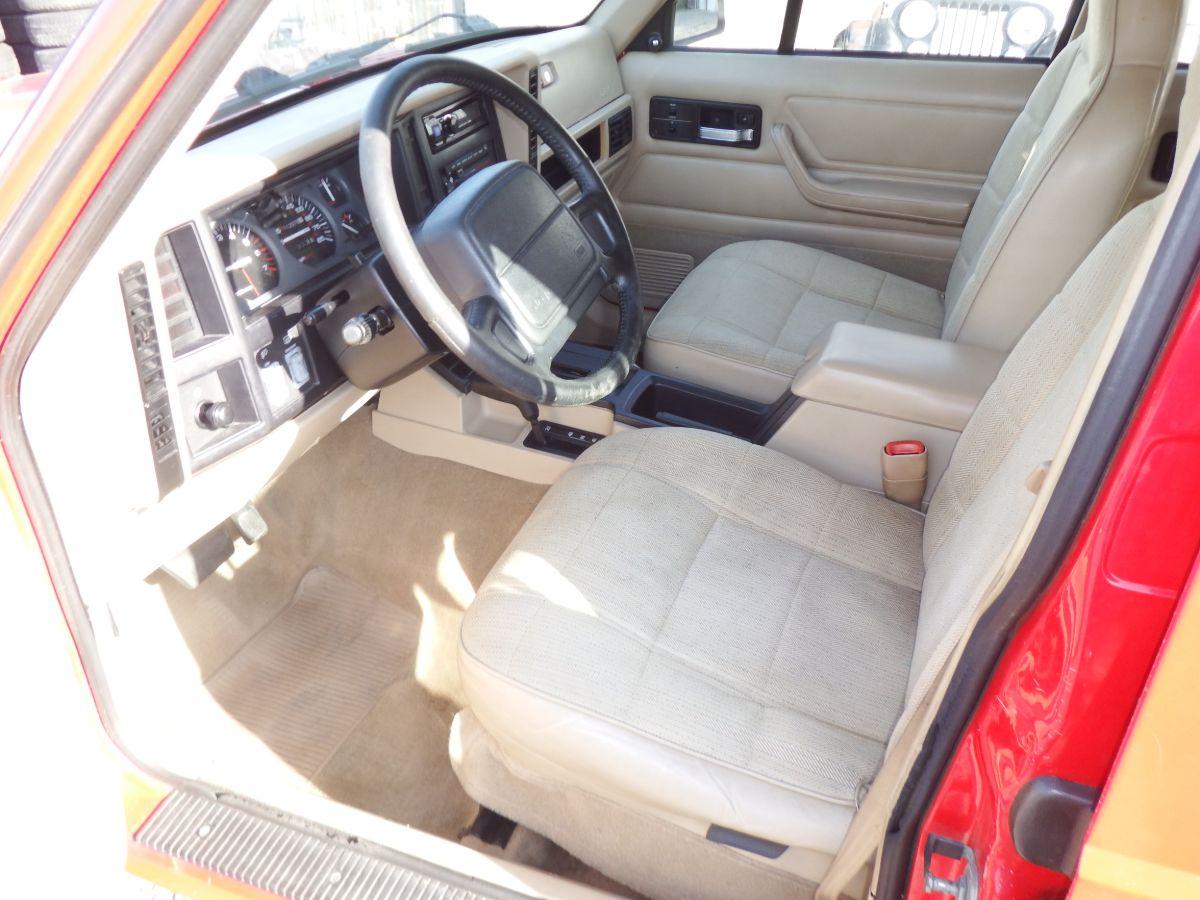 1996 Jeep Cherokee Classic 4×4
