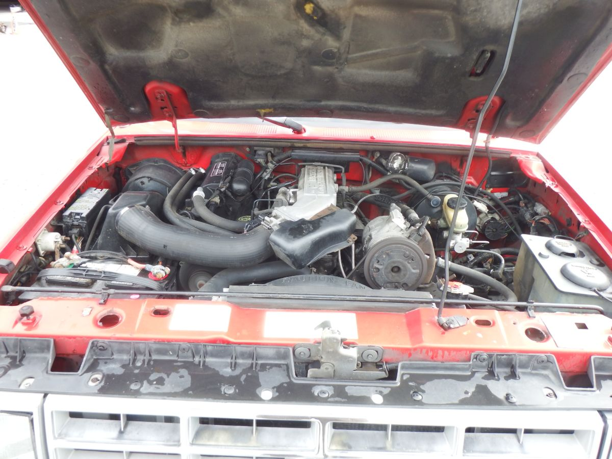 1991 Ford Ranger Ext Cab 4×4
