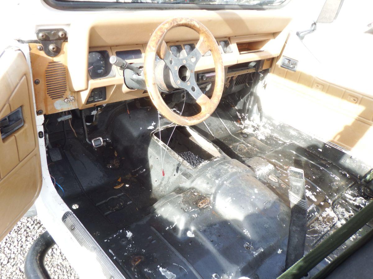 1993 Jeep Wrangler YJ