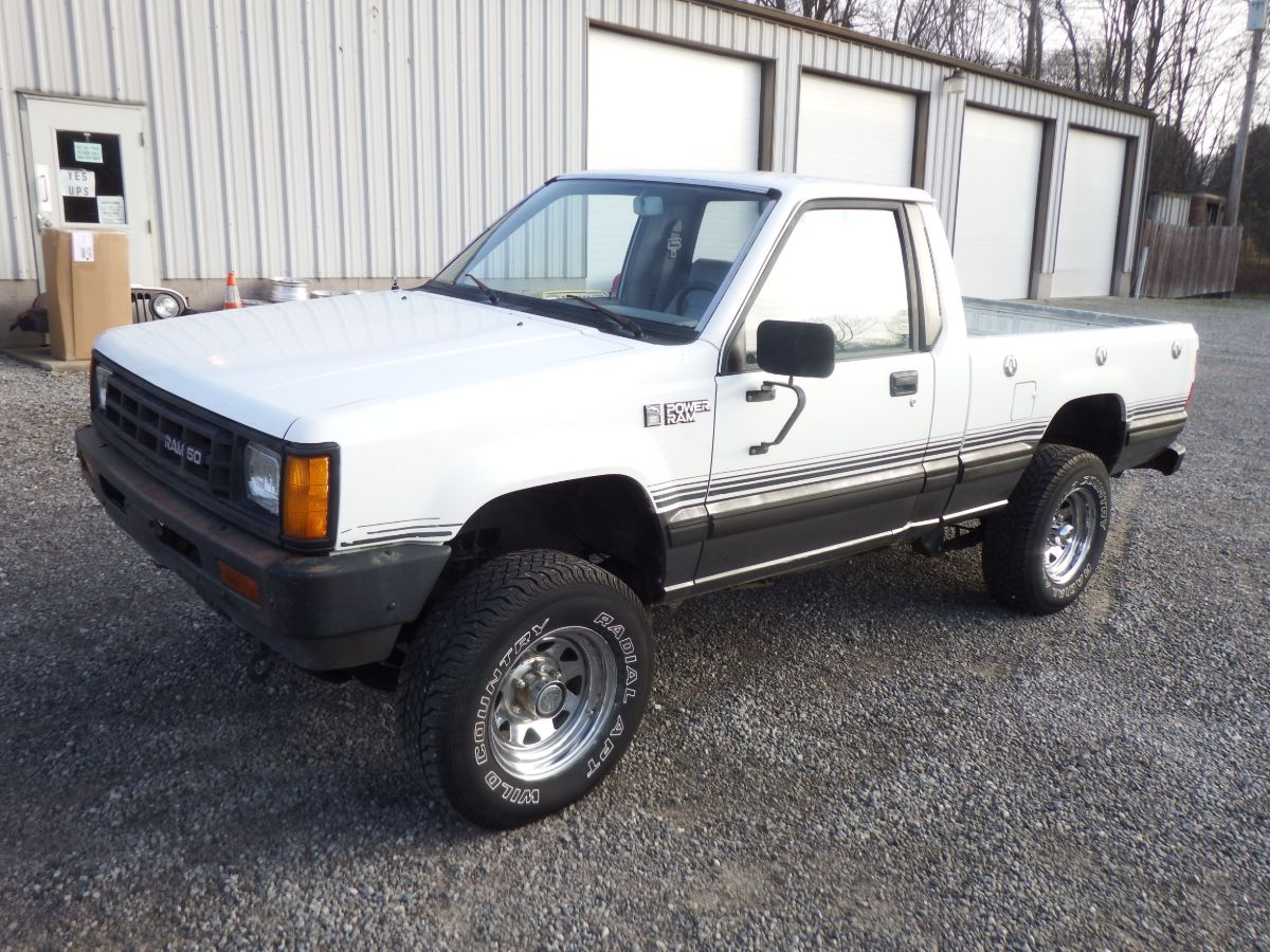 1987 Dodge Power Ram 50 Sport 4×4