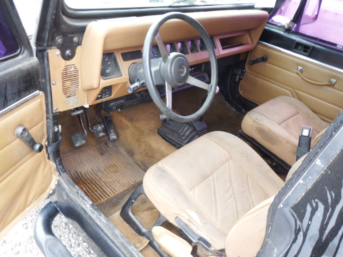 1994 Jeep Wrangler 4×4