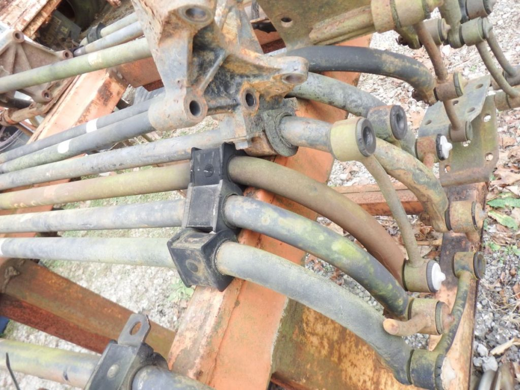 87-95 Jeep Wrangler YJ Front Sway Bar 75 Image