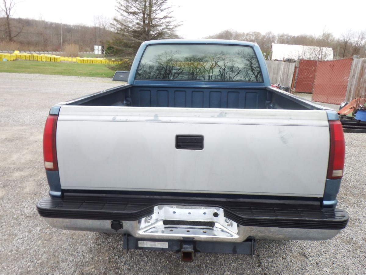 1992 Chevy K2500 3/4 Ton Extended Cab Short Bed 4×4 Truck