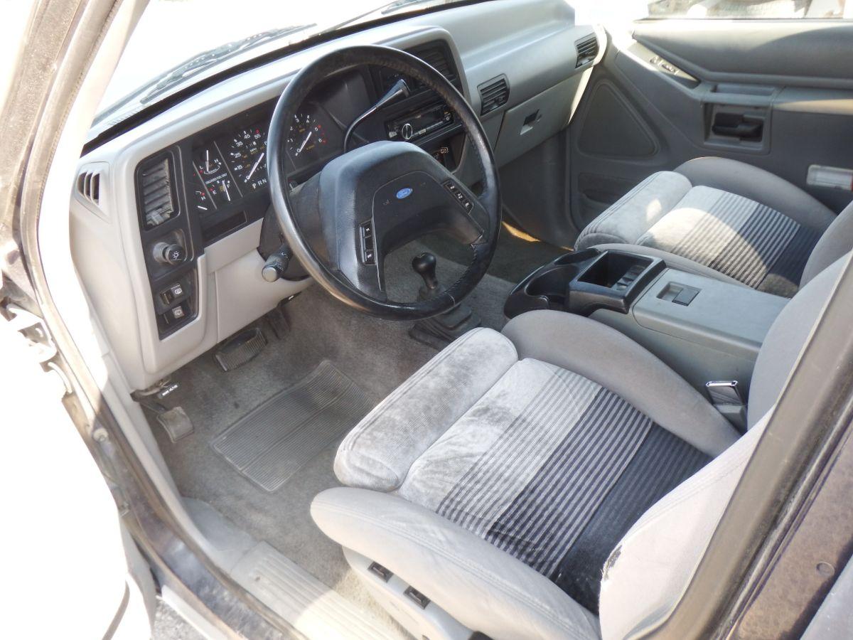 1992 Ford Explorer XLT 4×4