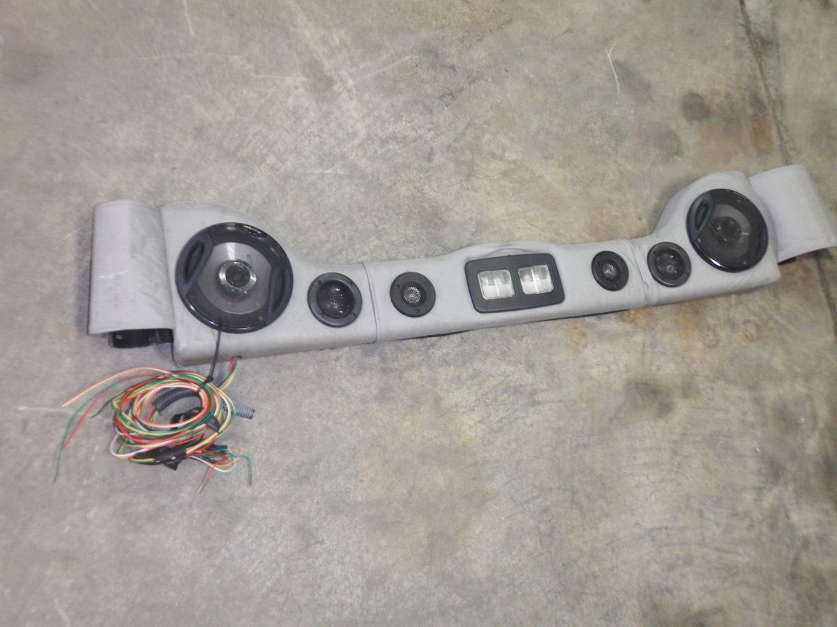 Jeep Wrangler YJ Speaker Sound Bar Soundbar 50 Image
