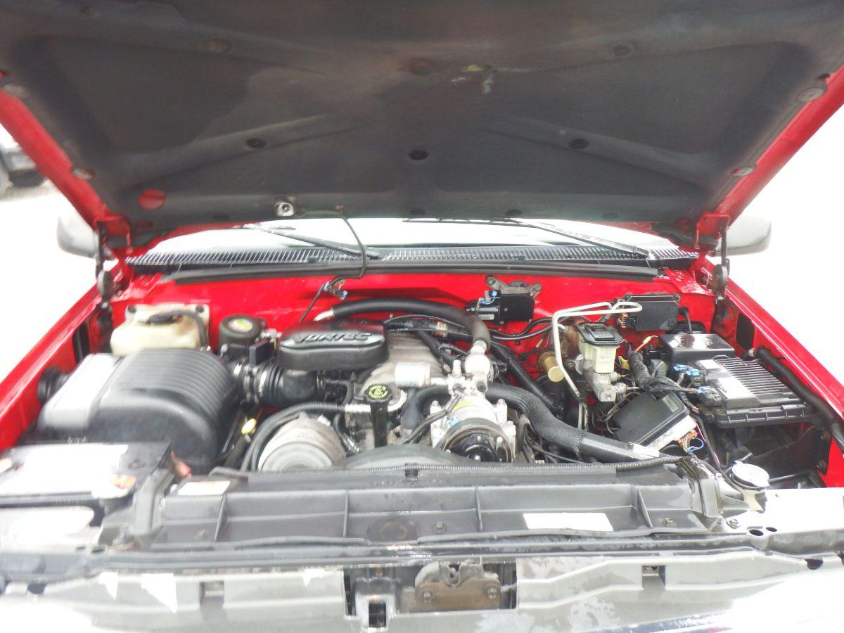 1997 Chevy Suburban K2500 3/4 Ton 4×4