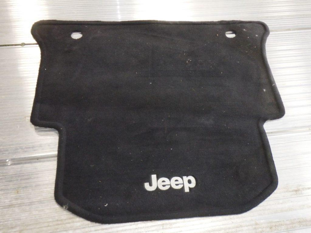 Jeep Wrangler JK Rear Floor Carpet 20 Image