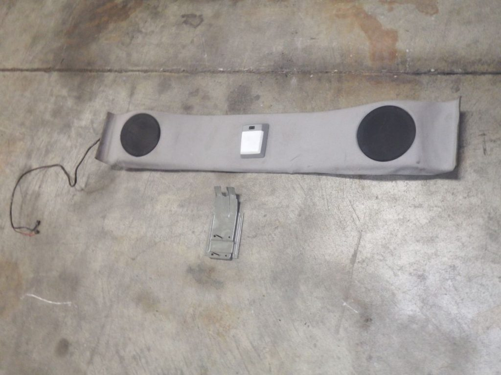 Jeep Cherokee XJ Overhead Speaker Soundbar 50 Image