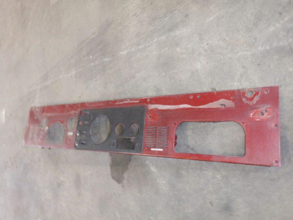 Jeep CJ LAREDO Dash Maroon 125 Image