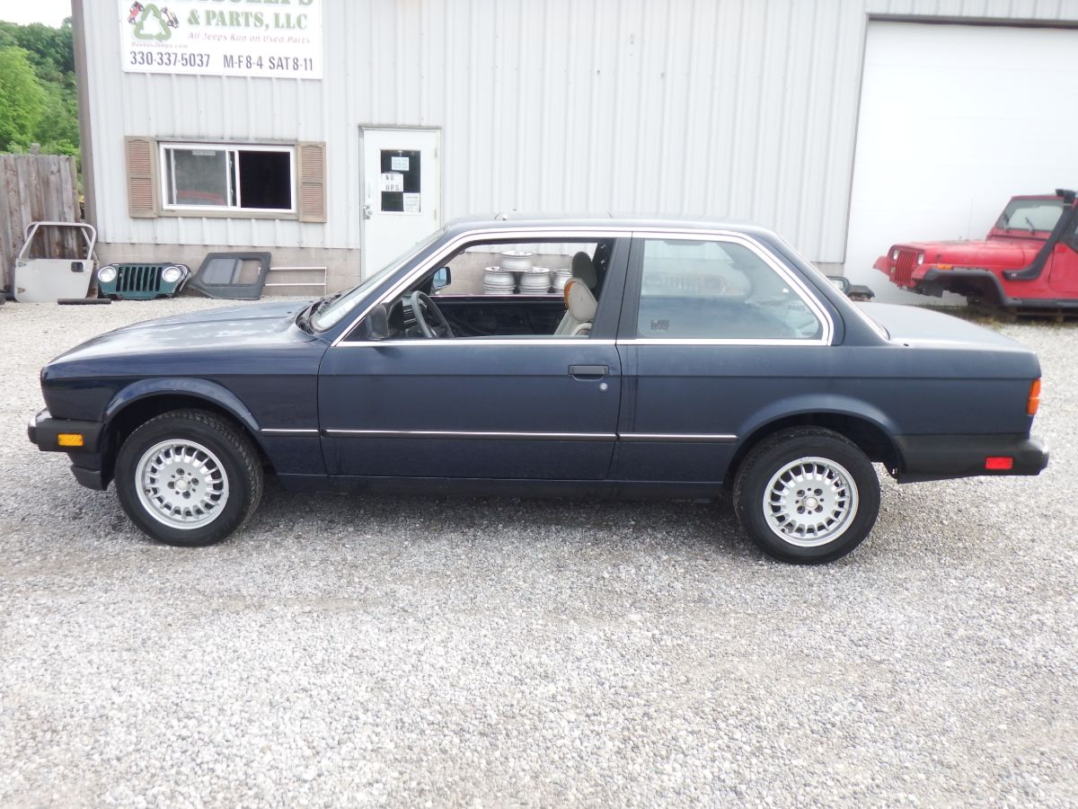 1984 BMW 325E 2 DOOR E30