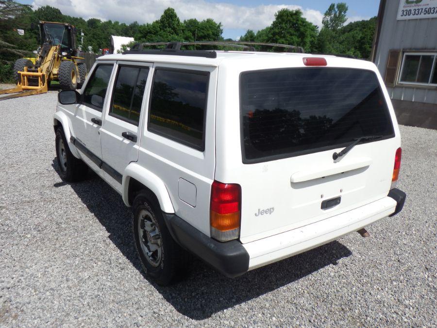 1999 Jeep Cherokee Sport 4×2