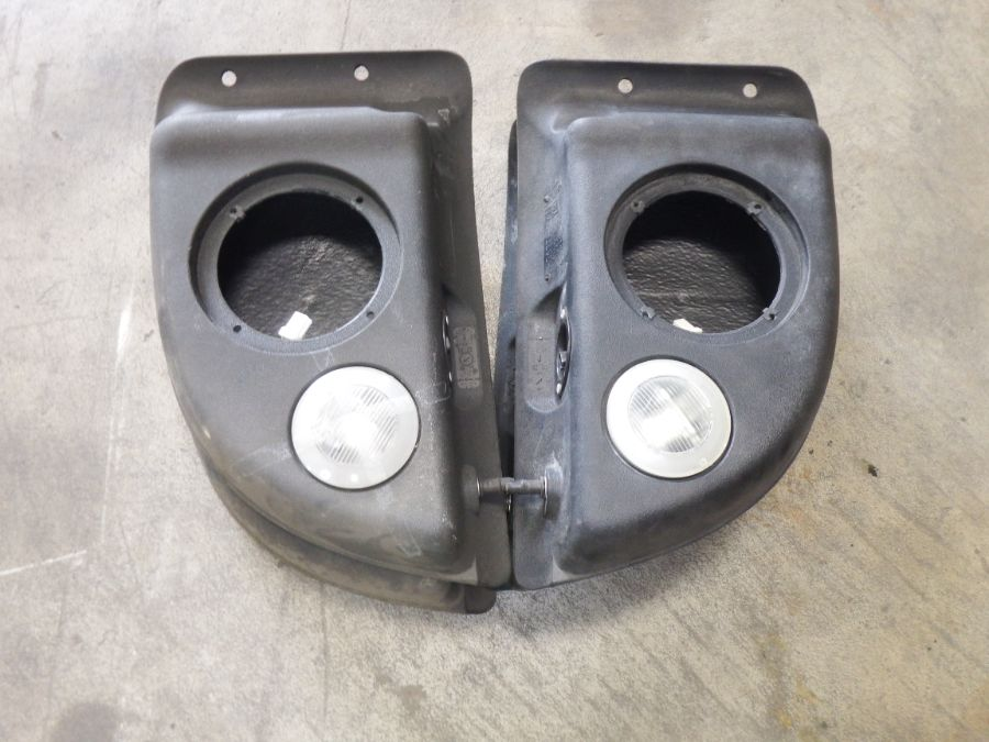 Pair TJ Speaker Pods No Speakers 20 Image