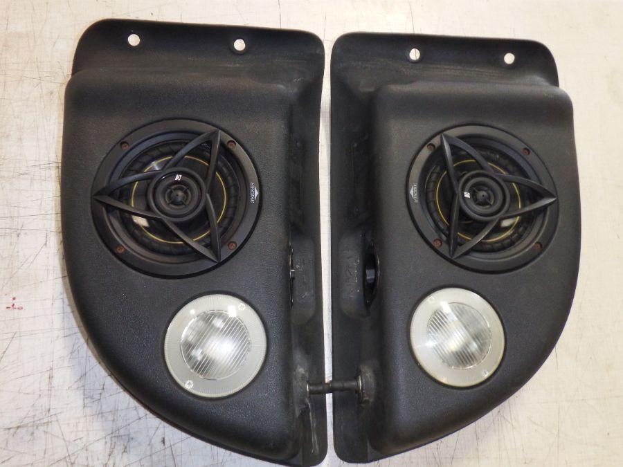 Pair TJ Speaker Pods with Kicker Speakers 50 Image