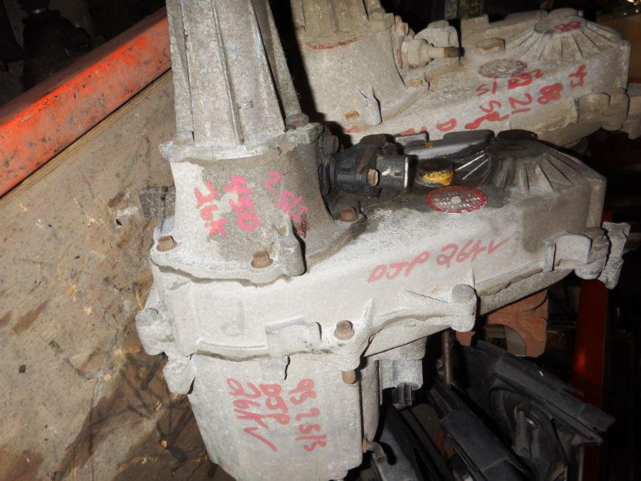 Jeep Wrangler YJ 231J 21 Splines 26k Transfer Case 350 Image