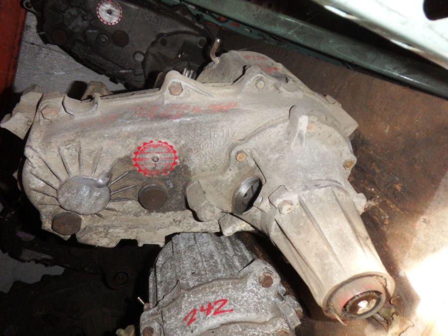 Jeep Wrangler YJ 231J Transfer Case 21 splines 150 Image