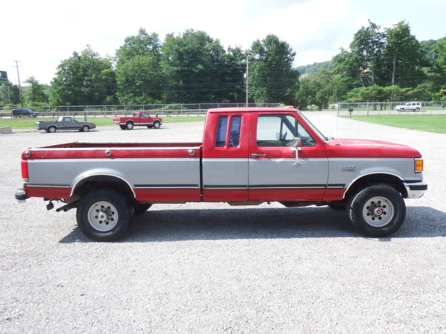1989 Ford F-250 XLT Extended Cab Long Bed 3/4 Ton 4×4