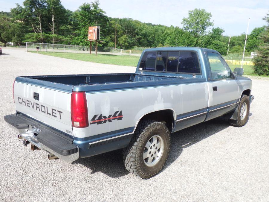 1991 Chevy Silverado K2500 Long Bed 4×4
