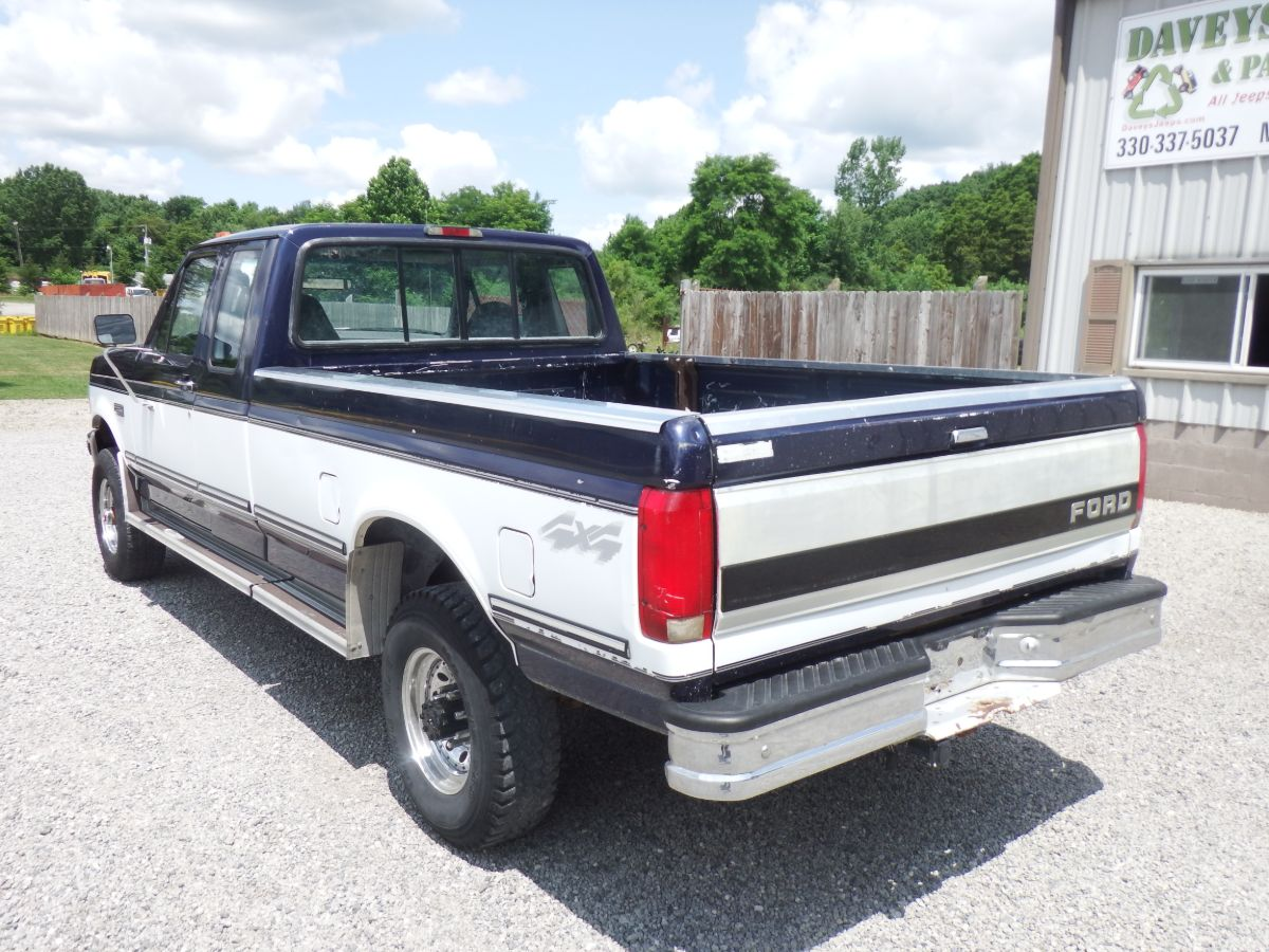 1994 Ford F-250 XLT Extended Cab Long Bed 4×4